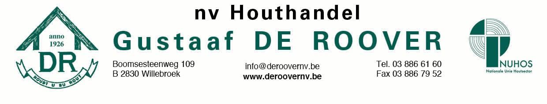 De Roover logo