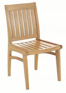 TR01 stoel zonder armleuning
