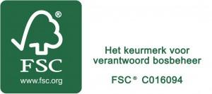 logo fsc groen