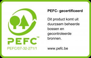 logo pefc groen